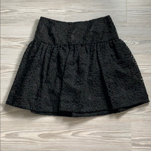 kate spade Dresses & Skirts - BNWT Kate Spade Rose Organza Skirt Size 2